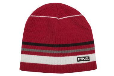 PING Knitted Stripe Mütze