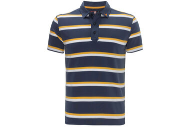 Polo Callaway Golf X Range Bold Stripe
