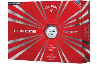 Callaway Golf Chrome Soft 12 Ball Pack 2016