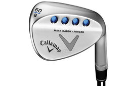 Callaway Golf Mack Daddy Forged Chrome Wedge