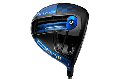Cobra Golf King F6+ Blau Driver