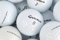 Second Chance Grade A TaylorMade TP 12 Golf Balls