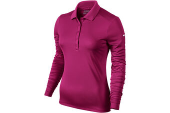 Nike Golf Victory Long Sleeve Ladies Polo Shirt