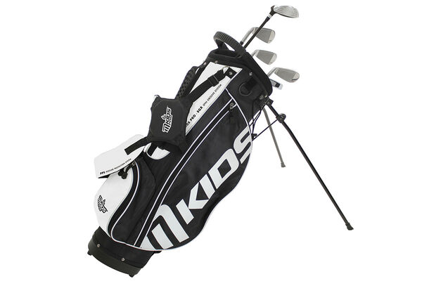 "Masters Golf Junior MKids Pro 65"" Grey Package Set"