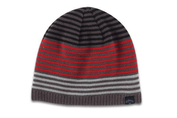 Callaway Hat Stripe Knit S6