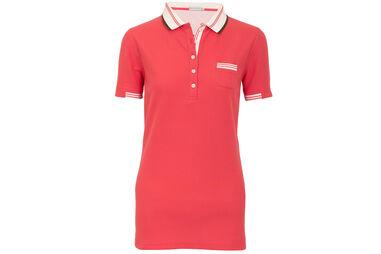 Green Lamb Ladies Cassandra Club Polo Shirt