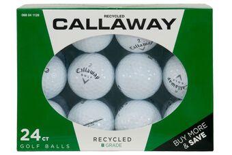 Callaway Golf Hit Me Again Golf Balls (24)