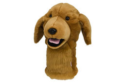 Daphnes Golden Retriever Head Cover