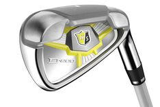 Wilson Staff D-200 Ladies Irons Graphite 6-SW