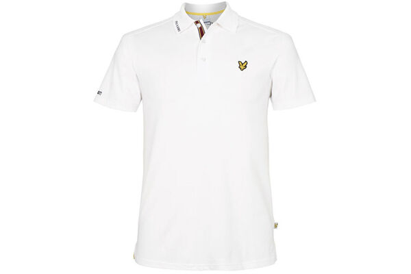 Lyle & Scott Hawick Tour Tech Polo Shirt