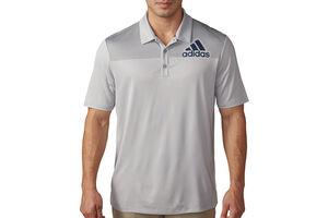 adidas Golf Sport Dot Print Polo Shirt