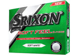 Srixon Soft Feel 12 Golf Balls 2016