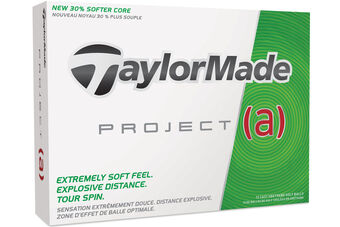 TaylorMade Project (a) 2016 12 Ball Pack