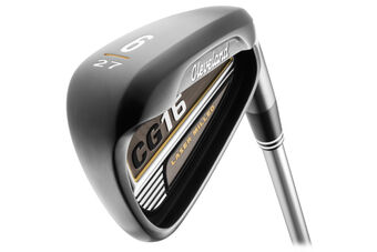 Cleveland Golf CG16 Black Pearl Irons Steel 4-PW