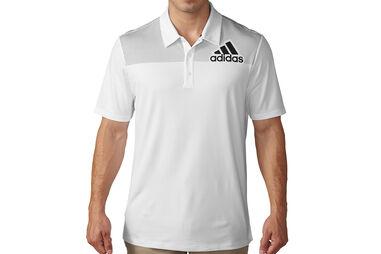 adidas Golf Sport Dot Print Poloshirt