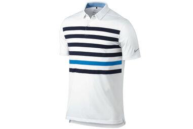 Nike Golf Tr Dry Stripe Poloshirt