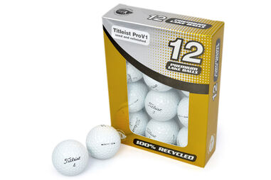 12 palline da golf Second Chance Pro V1 Grade A
