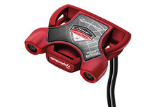 TaylorMade Itsy Bitsy Spider Limited Red Putter