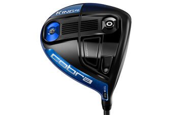 Cobra Golf King F6 Blue Driver