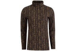 Green Lamb Ladies Rachel Printed Roll Neck Base Layer