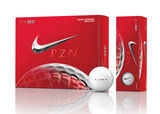 12 balles de golf Nike Golf RZN Red