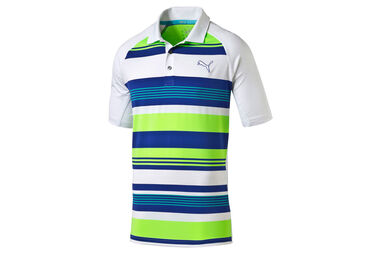 PUMA Golf Junior Road Map Polo Shirt