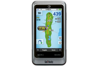 Golf Buddy PT4 Platinum GPS