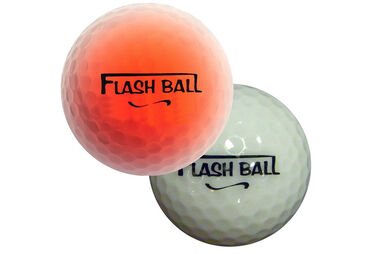 2 balles de golf Longridge Flash Ball
