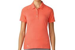 adidas Golf Ladies aeroknit Circle Polo Shirt