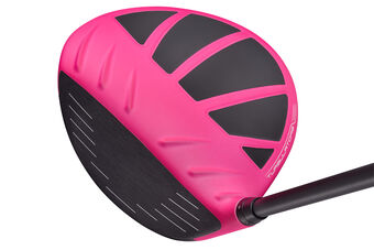 Ping G Bubba Pink LE Graph 1