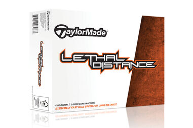 TaylorMade Lethal Golfbälle 12 Stück