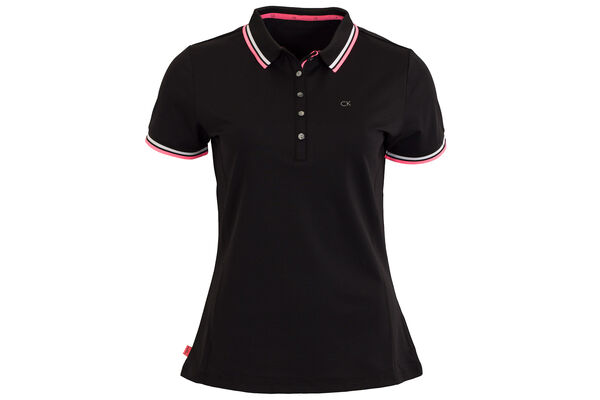 Calvin Klein Ladies Pro Polo Shirt