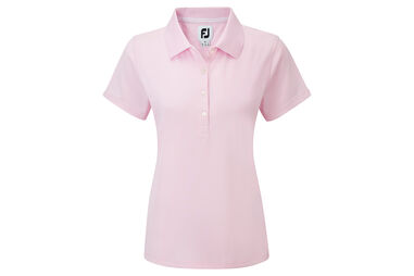 FootJoy Ladies Stretch Pique Polo Shirt