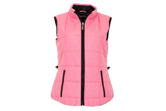 Green Lamb Janet Quilted Ladies Gilet