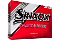 Srixon Distance 12 Ball Pack