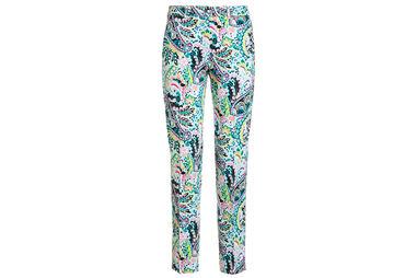 GOLFINO Ladies Paisley Trouser