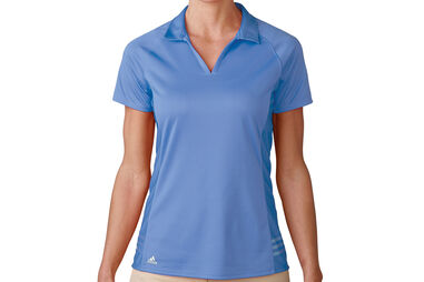 Polo adidas Golf Tour climachill 3-Stripes donna