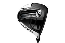 Driver bianco Cobra Golf King F6+