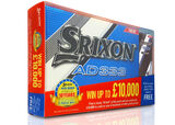 Srixon AD333 15 Golf Ball Promotion Pack