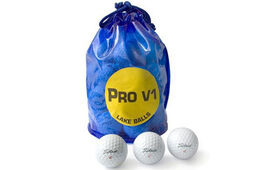 Second Chance Grade A/B Titleist ProV1 28 Ball Pack