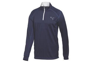 PUMA Golf 1/4 Zip Junior Sweater