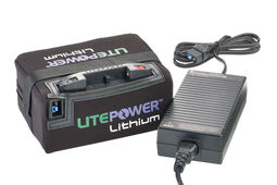 Motocaddy LitePower Standard Range Lithium 15ah Battery & Charger