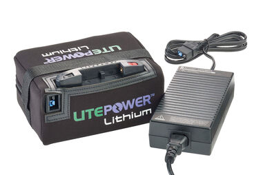 Motocaddy LitePower 18 Hole Lithium 15ah Battery & Charger