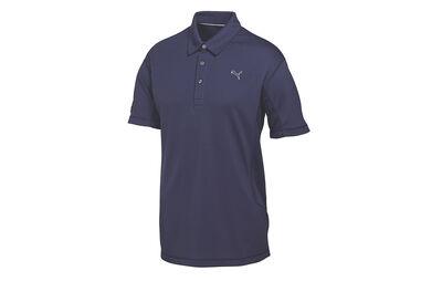 PUMA Golf Junior Tech Polo Shirt