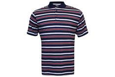 Palm Grove Coolpass Stripe Polo Shirt