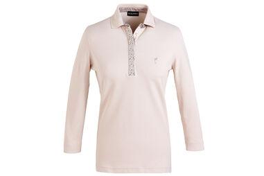 GOLFINO Ladies Sun Protection Logo Polo Shirt