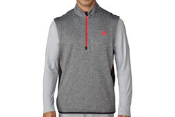 adidas Golf climaheat 1/2 Zip Vest