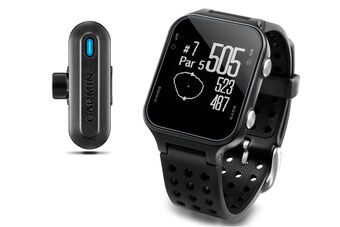 Garmin S20 Watch & TruSwing Golf Swing Sensor Bundle
