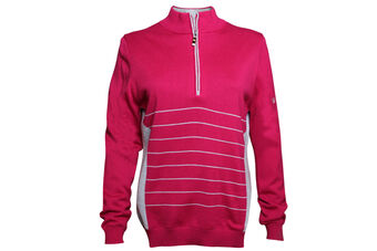 Palm Grove Lined Ladies Sweater