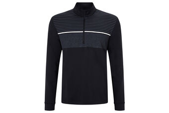 Callaway Golf Chest Striped Sweater